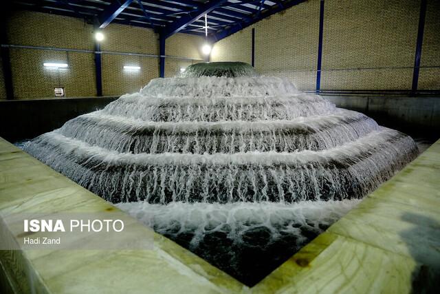 افزوده شدن ۴۰ هزار متر مکعب به ظرفیت تصفیهخانههای خوزستان