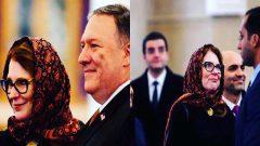 زن مرموزی که بدون سِمت در تمام امور وزارت خارجه آمریکا نفوذ دارد