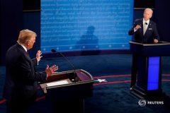 در اولین مناظرهی انتخاباتی ترامپ و بایدن چه گذشت؟