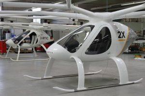 ساخت تاکسی پرنده در آلمان!