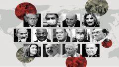 شاخصترین سران کشورهای جهان که به ویروس کرونا مبتلا شدند