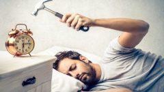 دلیل خستگی صبحگاهی چیست؟