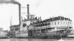 کشتی فراموششده با قربانیانی بیشتر از تایتانیک + تصاویر