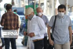 میزان استفاده از ماسک در خوزستان به زیر ۵۰ درصد رسیده است!