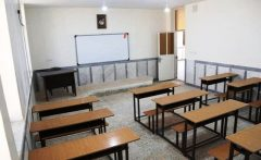 ناحیه یک آموزش و پرورش اهواز با کمبود فضای آموزشی مواجه است