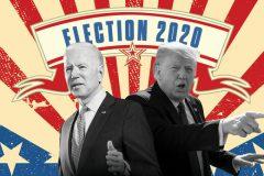 کشورهای اروپایی خواهان پیروزی بایدن در انتخابات آمریکا هستند!