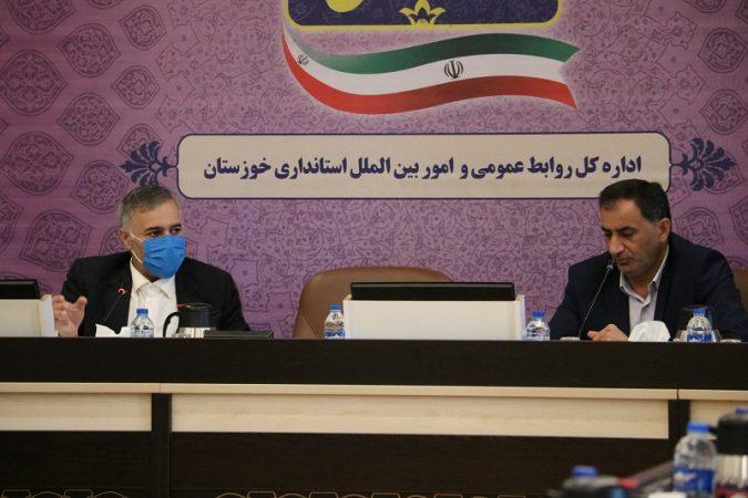 جلسه مشترک سازمان مدیریت و برنامهریزی خوزستان با مجمع نمایندگان استان برگزار شد